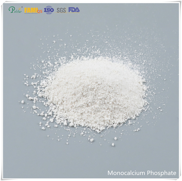 White Monocalcium Phosphate Granule Feed Grade CAN NO 7758-23-8 for fish and piggy